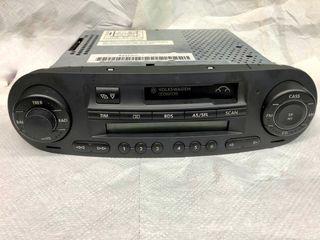 RADIO CASETTE ORIGINAL - NEW BEETLE