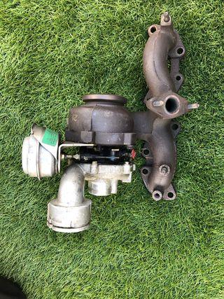 Turbo Vw 2.0tdi 140cv