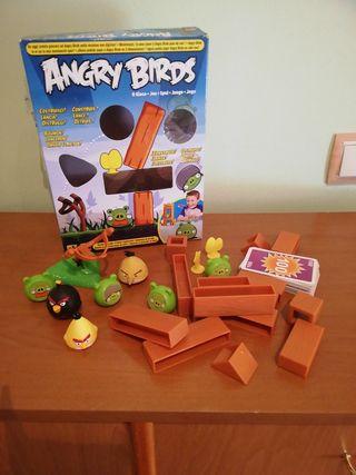 Juego mesa Angry Birds