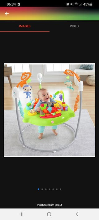 jumperoo - Fisher price