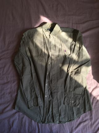 Camisa manga larga Polo Ralph Lauren
