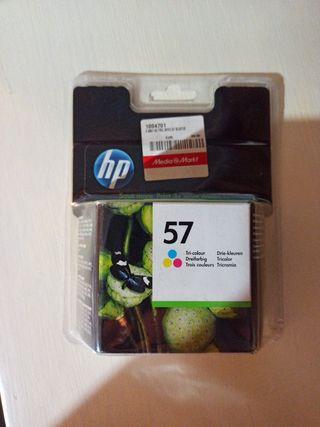 cartucho impresora hp 57 tricolor