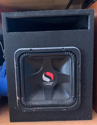 Subwoofer SOLO BARIC KICKER
