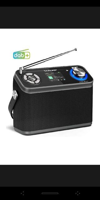 Radio digital multifunción Dab/Dab+/FM