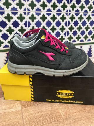 Zapatos de seguridad Diadora, n37