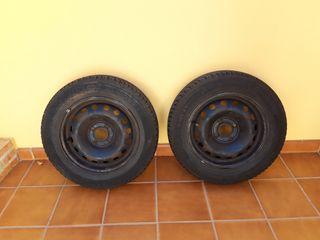 2 neumáticos MICHELIN 175/65/R14