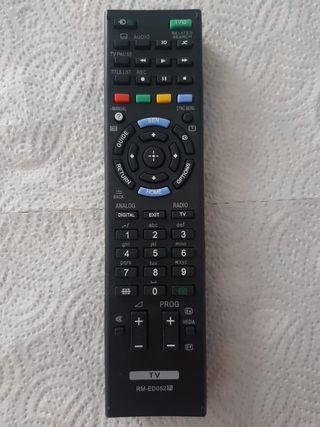 MANDO TV SONY ; SMART TV ; LED ; LCD :
