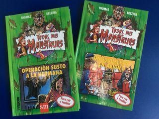 Todos mis monstruos, libros 4 y 5