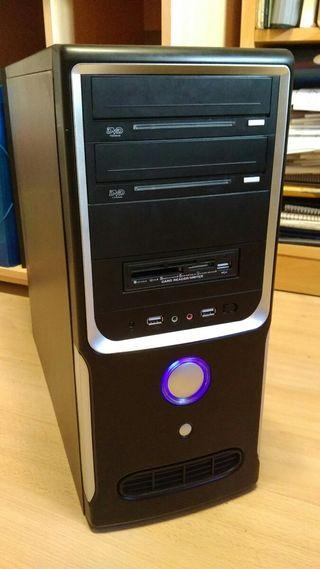 ordenador pc i7, 16gb ram, disco 1tera gráfica 2gb