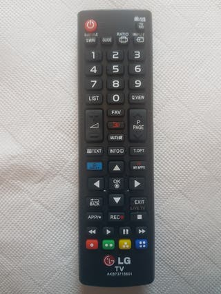 MANDO TV LG ; SMART TV ; LED ; LCD ; OLED :