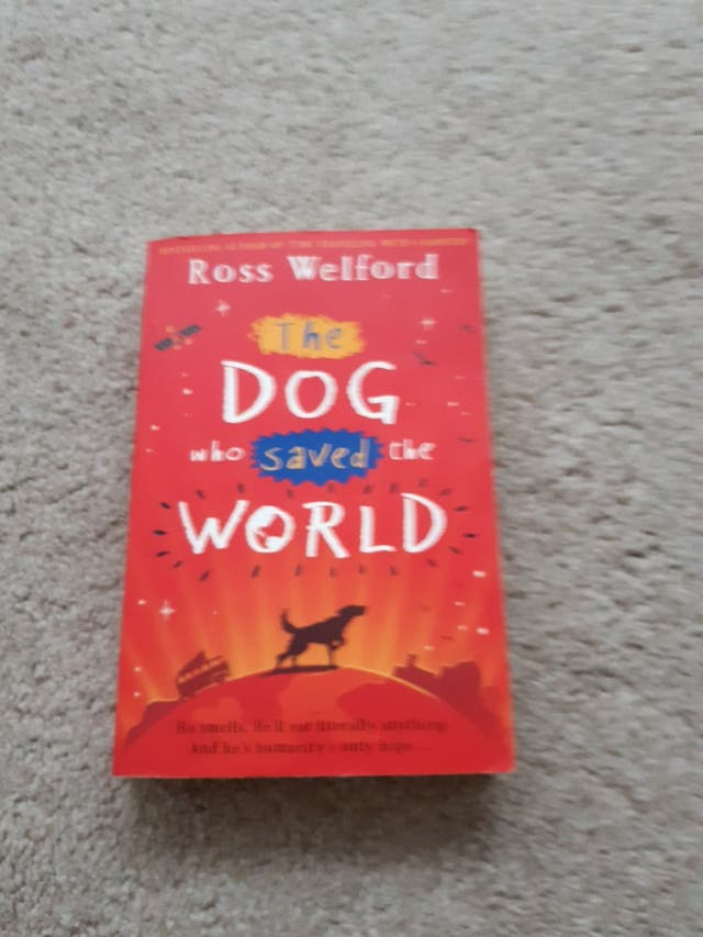 The Dog who Saved the Word