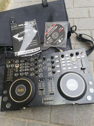console dj 4 mx