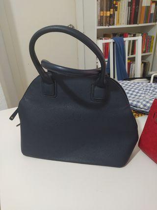 bolso azul carpisa