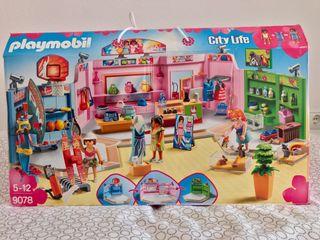 Playmobil Paseo Comercial (9078)