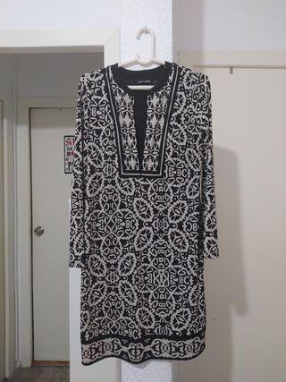 vestido de fiesta Punto Roma talla 40