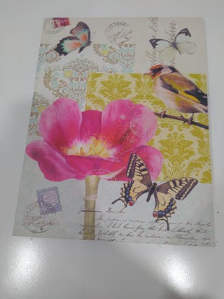 cuadro de decoración 30x40