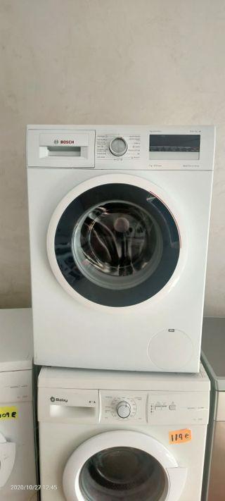 lavadora bosch 7 kilos A+++