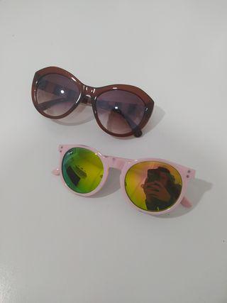 Gafas 2x15€