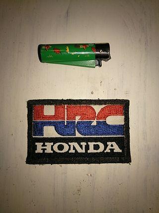 Parche HRC Honda