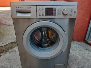 lavadora bosch 8 kg acero inoxidable