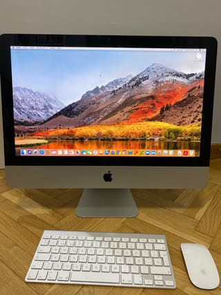 "iMac 21,5"" i5 2,5 GHz 24 GB RAM (mid-2011, Apple)"