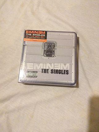 cd 10+1 singles Eminem
