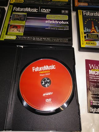 24 DVD Future Music