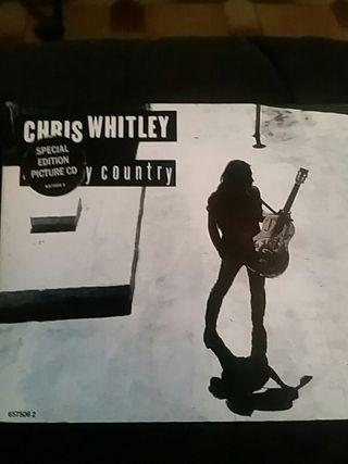 CD de CHRIS WHITLEY . Big Sky Country.
