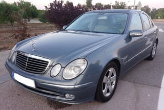 Mercedes Clase E 320 CDI - AÑO 2004 - 194.000KMS