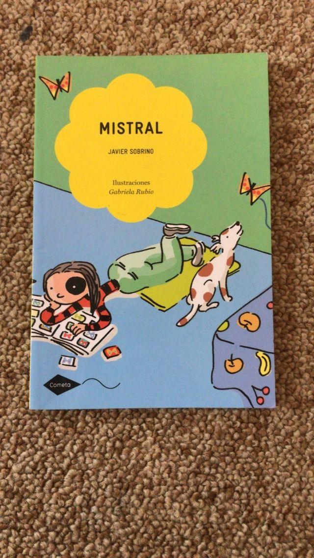Libros Infantiles. Mistral