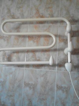 toallero eléctrico.