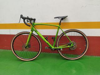 merida ciclocross 100 talla L