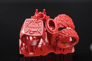 Servicio Impresion 3D RESINA (miniaturas, joyería)