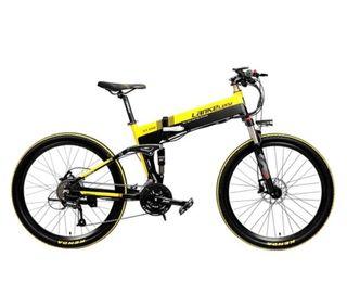 Bici Eléctica de Montaña LANKELEISI XT750 PLUS