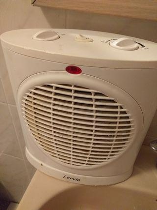 calefactor de calor y frio de baño