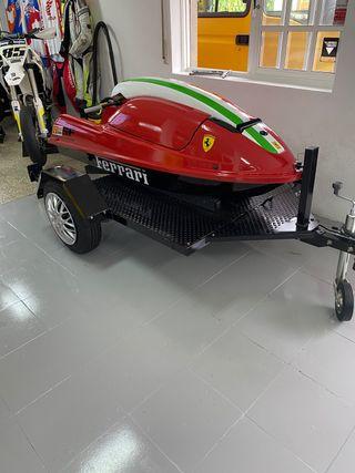 Jet ski Kawasaki 750 sxi pro