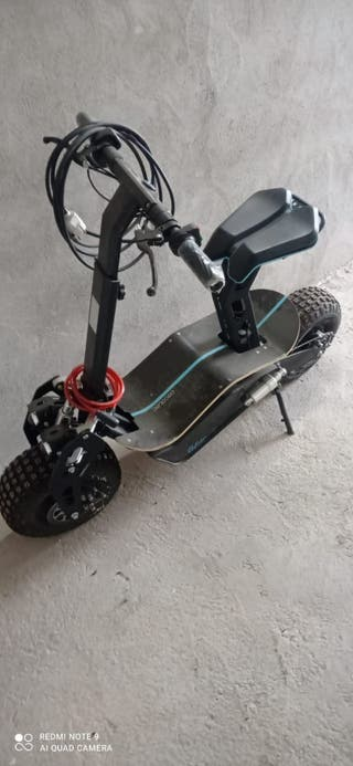 scooter eléctrico cecotec