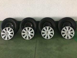 Ruedas Neumáticos Volkswagen