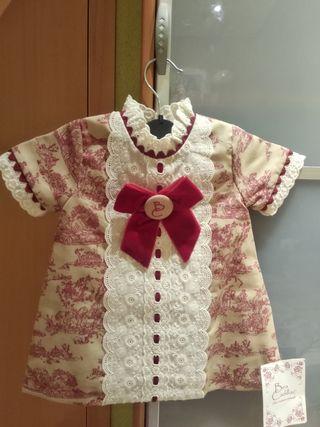 Vestido Bea Cadillac (Hecho en España)