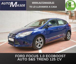 Ford Focus 1.0 Ecoboost SANDS Trend 92 kW (125 CV)