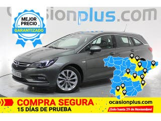 Opel Astra Sports Tourer 1.6 Turbo SANDS Excellence 147 kW (200 CV)