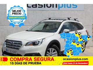 Subaru Outback 2.0 TD Executive AWD 110 kW (150 CV)