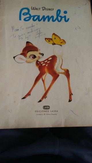 comic de Bambi