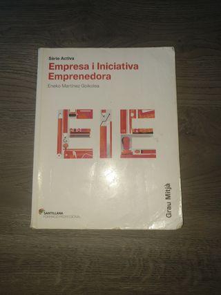LIBRO EMPRESA I INICIATIVA EMPRENDEDORA