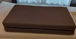 Se confeccionan fundas para cojines palet,terraza.