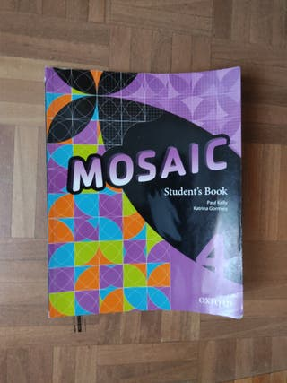 Student's Book Mosaic 4 (Oxford)