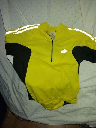 maillot amarillo Adidas