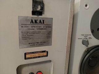 Altavoces AKAI MS200