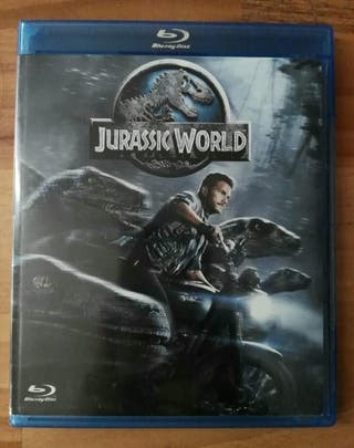 Jurassic World Bluray