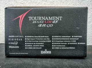 Daiwa Tournament Basiair 45 QD